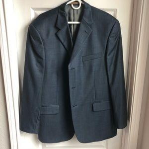 Men's Navy Suit Jacket